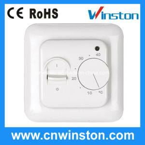 2-Position Control with Sensor Electrical Floor Heating Mechanical Room Thermostat pictures & photos