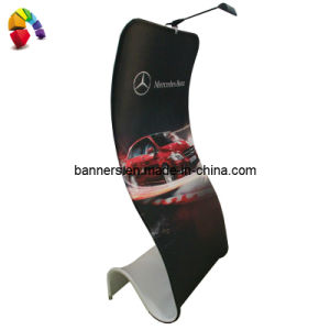 S Shape Fabric Display Banner Stand pictures & photos