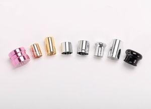 Anodized Aluminum Set Glass Perfume Bottle Collar pictures & photos