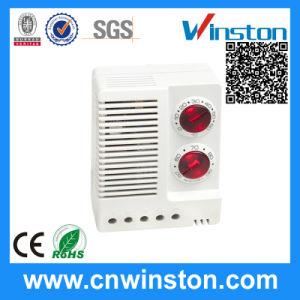 Electronic Hygrothermostat/ Temperature and Humidity Controller (ETF 012) pictures & photos