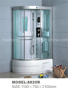 Sanitary Ware Shower Room (8820-R) with CE