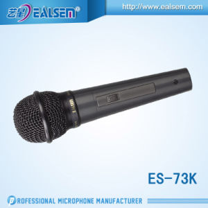 Professional KTV Microphone Wire Dyanmic Microphone