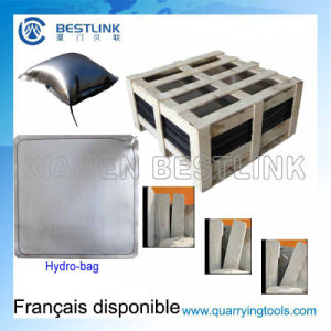 High Quality Steel/Hydro Water Pushing Bag pictures & photos