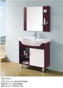 Wooden Furniture Bathroom Cabinet (13112) pictures & photos