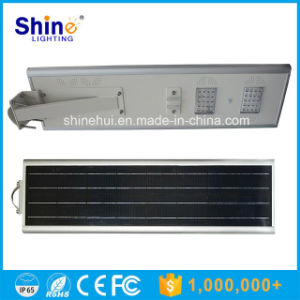 40W PIR Solar Street Light with 40LEDs pictures & photos