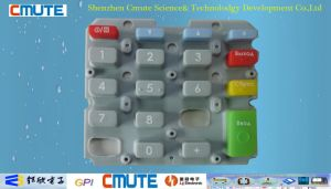 P+R Key Silicone Rubber Keypad pictures & photos