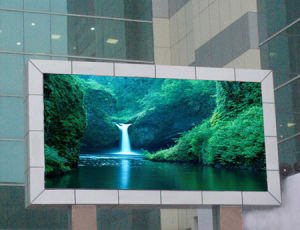 P6 Outdoor SMD Full Color LED Video Screen pictures & photos
