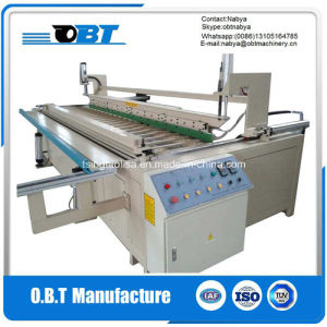 3m 4m High Efficiency Manual Plastic Sheet Bending Machine pictures & photos