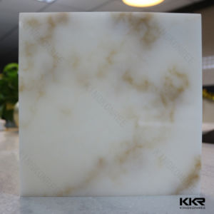 Decoration Wall Panel Solid Surface Stone pictures & photos