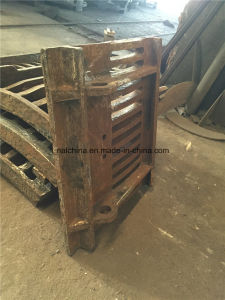 High Manganese Steel Casting Grating for Hammer Crusher / Sieve Plate pictures & photos