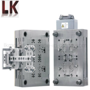 Plastic Injection Mould with Hot Runner System