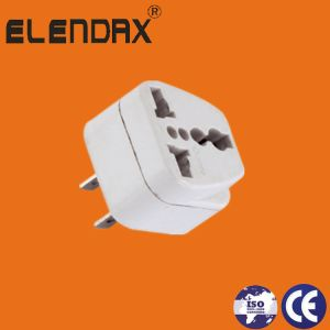 Universal Socket Adapter 10A 250V for South-East Asia (AP6030) pictures & photos