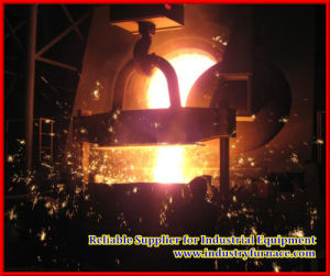 Induction Furnace, Hydraulic Tilting Furnace pictures & photos