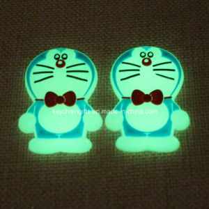 Promotion Custom PVC Doraemon with Golw in Dark pictures & photos