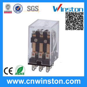 General-Purpose Industrial Electromagnetic Relay with CE pictures & photos