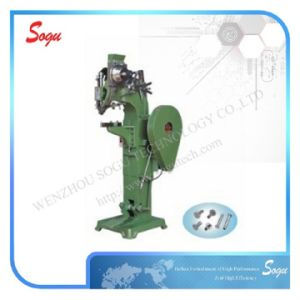 Medium Helmets Belts Belts Type Riveting Machine pictures & photos