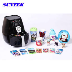3D All in One Combo Sublimation Vacuum Press Machine (ST-1520BB) pictures & photos