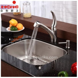 Stainless Steel Bar Sink, Single Bowl Kitchen Sink (3333) pictures & photos