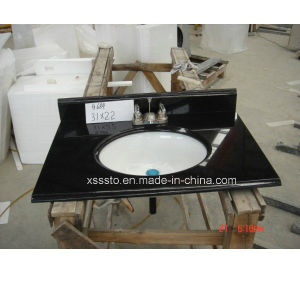 Natural Stone Bathroom Marble Granite Vanity Top pictures & photos