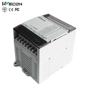 Wecon China Simple PLC with AC/DC Supplied Transistor/ Relay pictures & photos