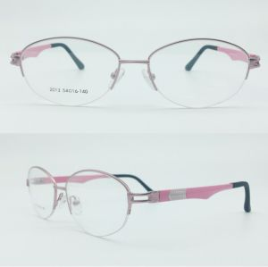 Handmade Woman Nice Metal Optical Frames Glasses pictures & photos