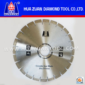 350mm Diamond Coated Wheel for Granite Cutting pictures & photos