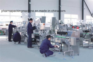 Semi-Automatic Pharmaceutical Rotary Bottle Unscrambler pictures & photos