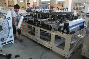 High Speed Air Column Bag Making Welding Forming Machine pictures & photos