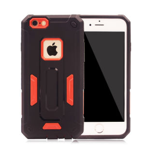 Knight TPU+PC 2 in 1 Cell Phone Case with Clip for Motorola G4 LG K5 K7 K10 (XSDD-025)