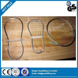 Wire Rope Loop Wire Rope Sling pictures & photos