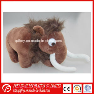 Plush Ice Age Mammoth Toy of Soft Elephant pictures & photos