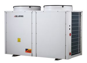 High Efficient Commercial Hot Water Heat Pump (Scroll EVI with R134A refrigerant)