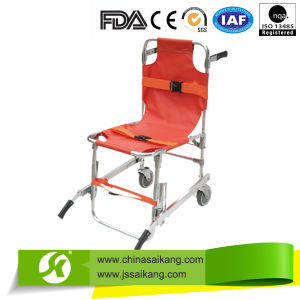 China Products Aluminium Alloy Stair Chair Stretcher pictures & photos
