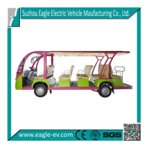 Electric Bus, CE, 72V 5kw, AC, Automatic, Best Mini Bus From China pictures & photos