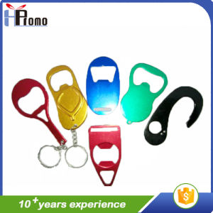 Aluminum Bottle Opener with Key Chain pictures & photos