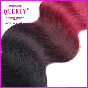 Hot Sales Ombre Hair Peruvian Body Wave 1b/99 Ombre Hair Extensions pictures & photos