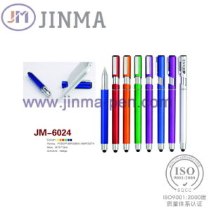 The Most Popular Cellphone Stand Pen Jm-6024 with One Stylus Touch pictures & photos