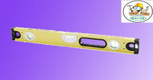 Shockproof Aluminium Magnetic Spirit Level with Handles pictures & photos