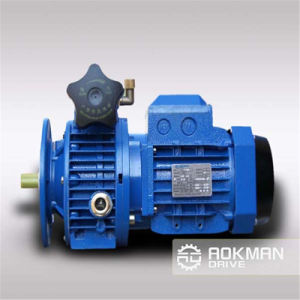 China certified udl variable speed gear motor china for Variable speed gear motor