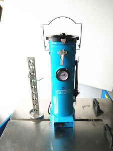 Euro Type Portable Welding Rod Dryer (DHF-5T) pictures & photos
