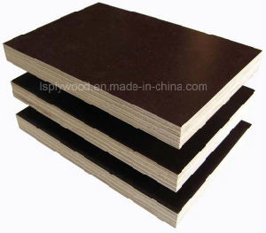 Phenolic Glue Film Faced Plywood with Waterproof Sealed Egde pictures & photos