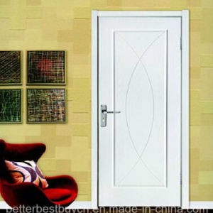 Modern Style MDF Board Wooden Door for Sale pictures & photos