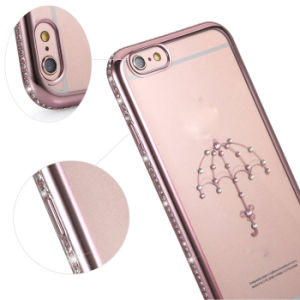 Hot Selling TPU Diamond Case for iPhone 6 pictures & photos