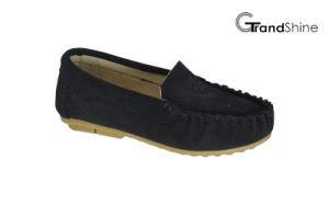 Kids Moccasin Casual Shoes Slip on Footwear pictures & photos
