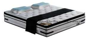 Winter Gel Memory Foam Far Infrared Negative Ion Simba Mattress pictures & photos