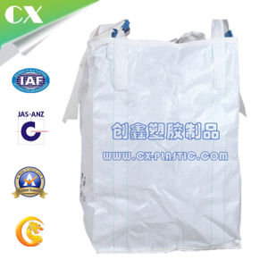 Recycled Big Bag PP Woven FIBC Sack for Cement pictures & photos