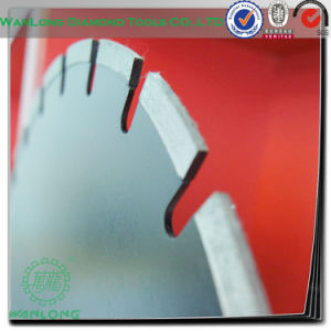 Fire Tiger Tooth Diamond All Purpose Saw Blade for Stone Block and Slab Cutting and Processing pictures & photos