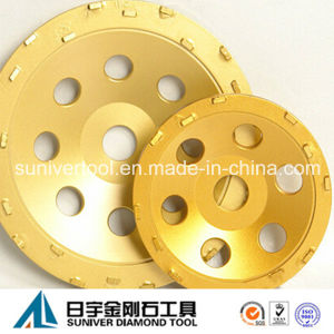 PCD Grinding Cup Wheel for Removal pictures & photos