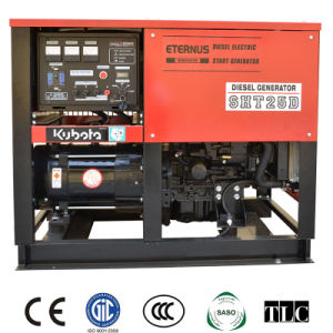 Gasoline Home Generating Set (ATS1080) pictures & photos