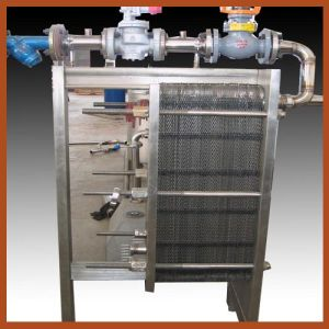 Plate Heat Exchanger for Milking Equipment pictures & photos